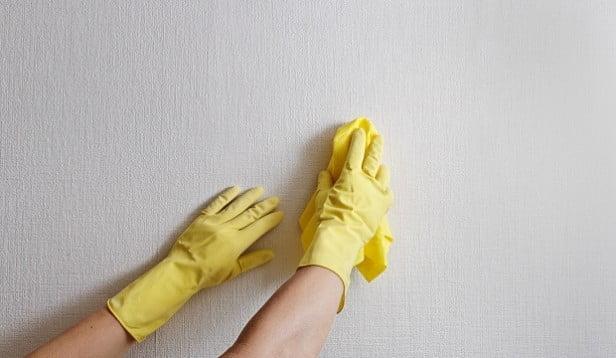 duvar temizliginde hassas duvarlar nasil temizlenir