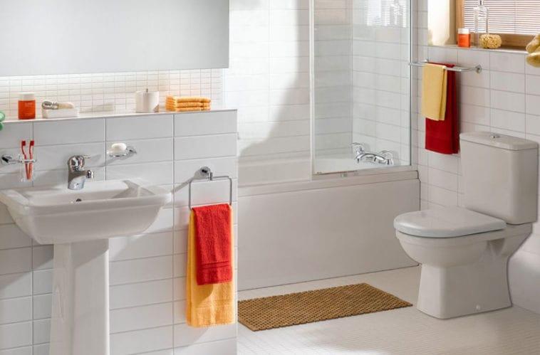 banyodaki istenmeyen bakteriler temizligi