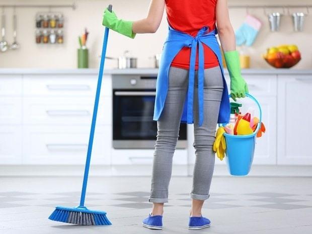 yaz temizligi icin yapilan isler nelerdir