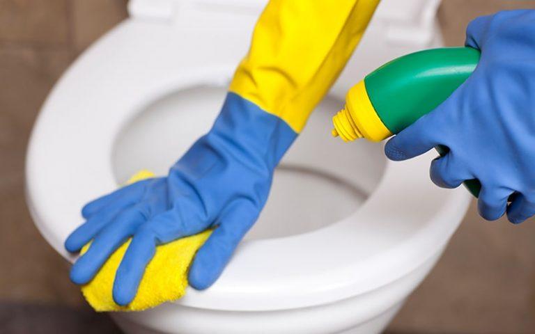 cikmayan tuvalet lekeleri icin ne kullanilir
